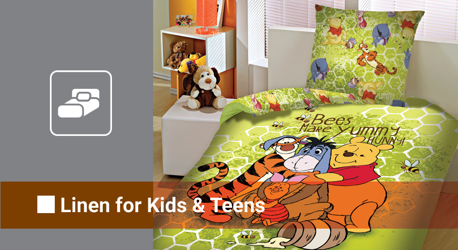 Kids & Teens Linen