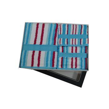 Σετ πετσέτες ριγέ 3 ΤΜΧ