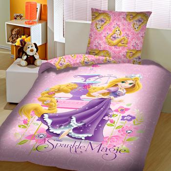 Παιδικό - Εφηβικό πάπλωμα μονό Princess Rapunzel